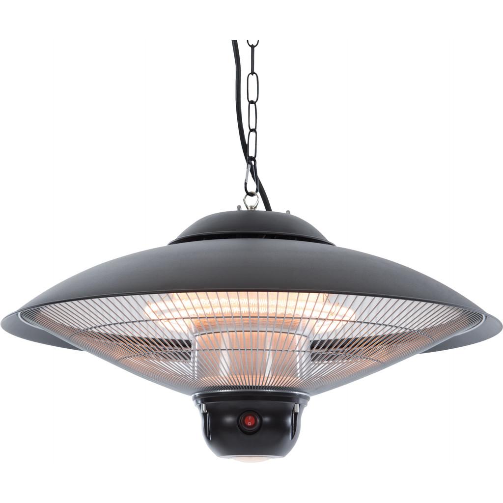 Sunred Sirius Zwart Hangend - ledlamp + afstandsbediening