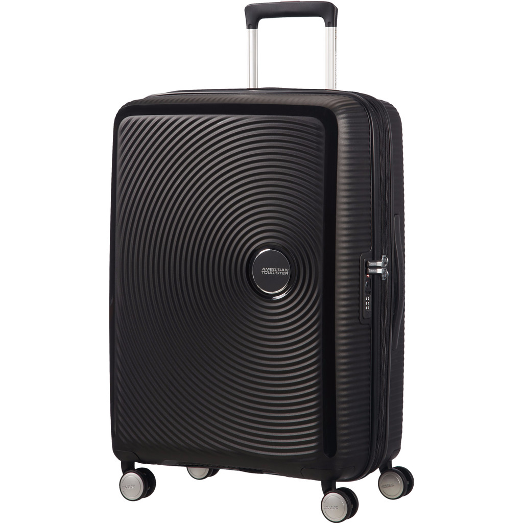 American Tourister Soundbox Spinner 67 cm TSA Exp Bass Black