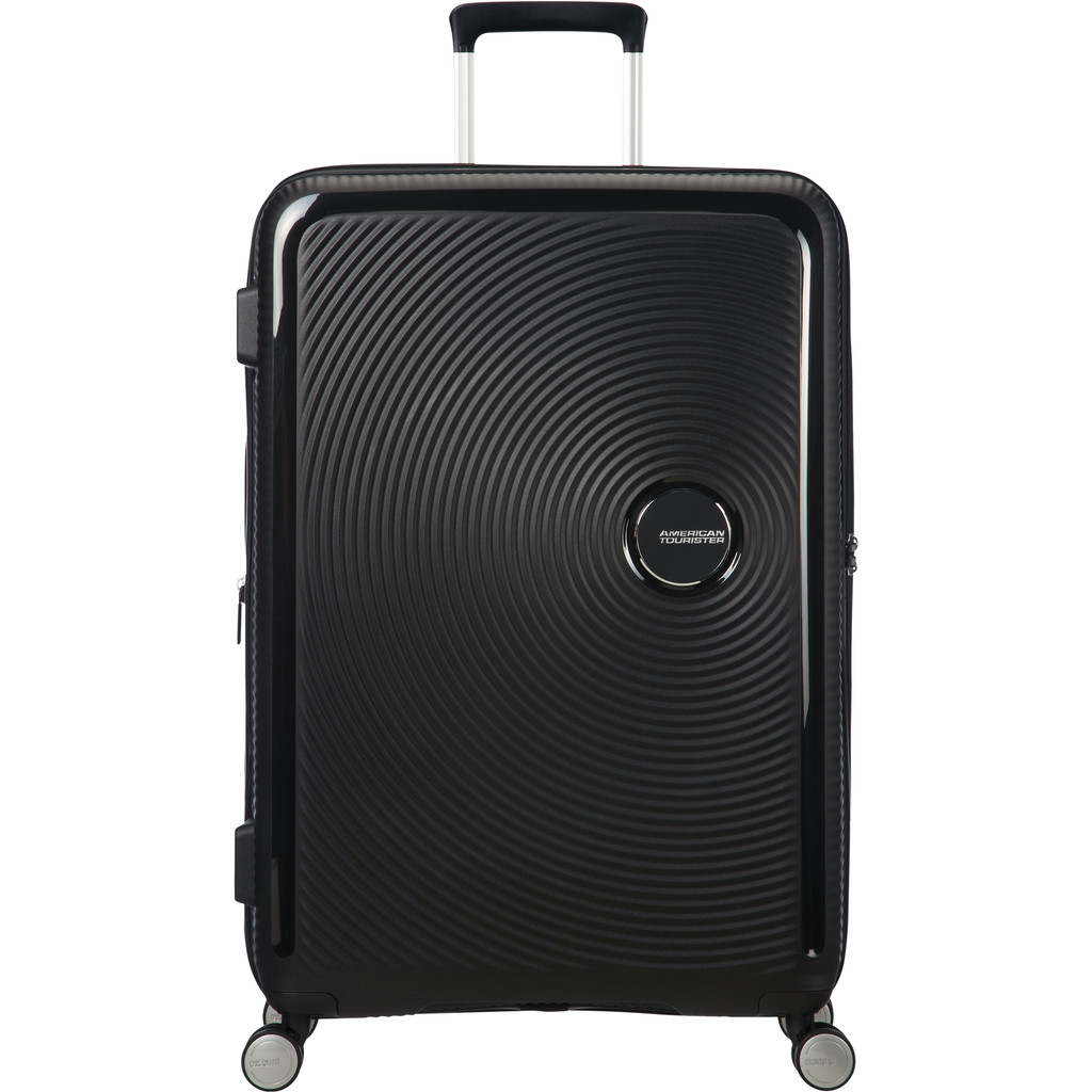 American Tourister Soundbox Expandable Spinner 77cm Bass Black