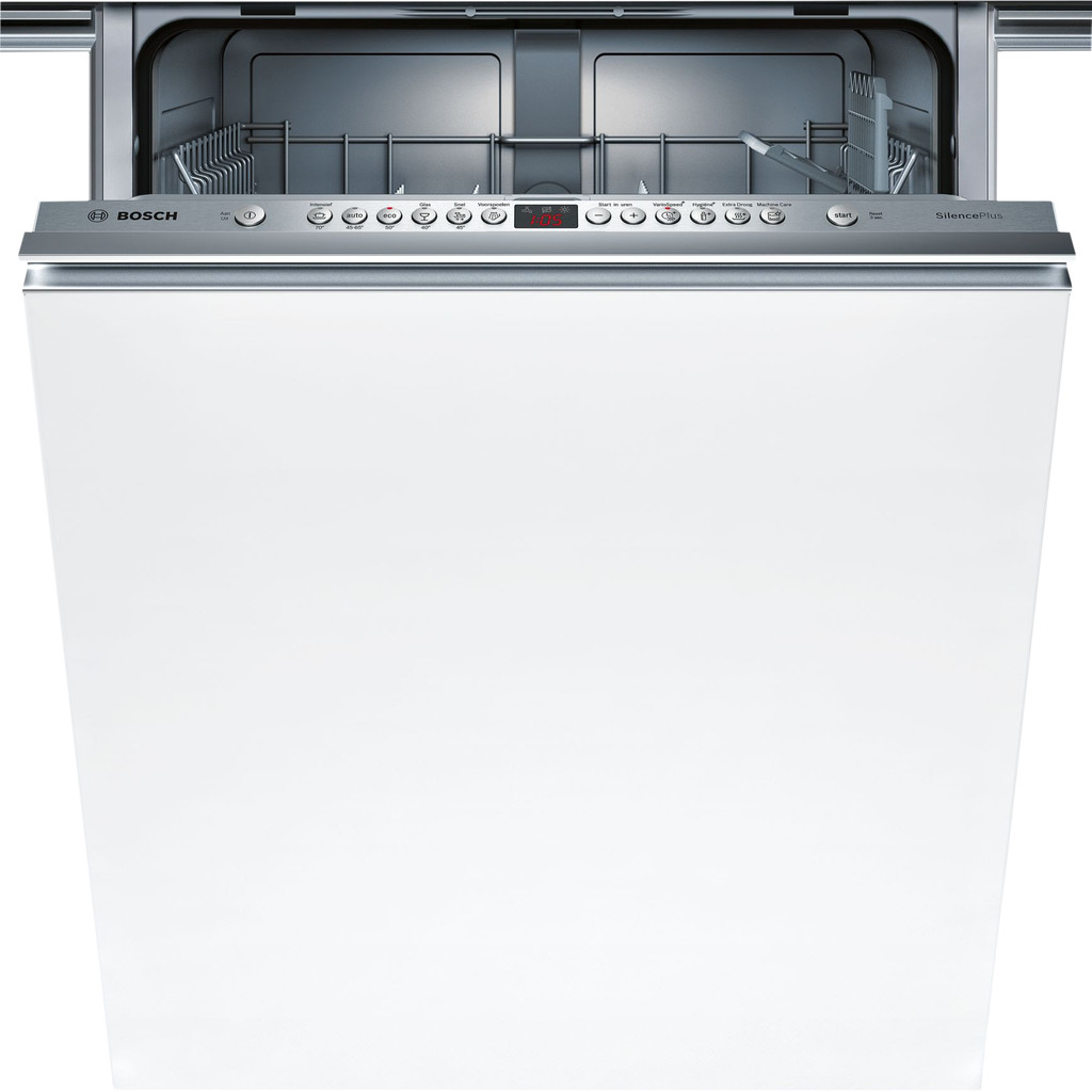 Bosch SMV46AX02N / Inbouw / Volledig geintegreerd / Nishoogte 81,5 - 87,5 cm