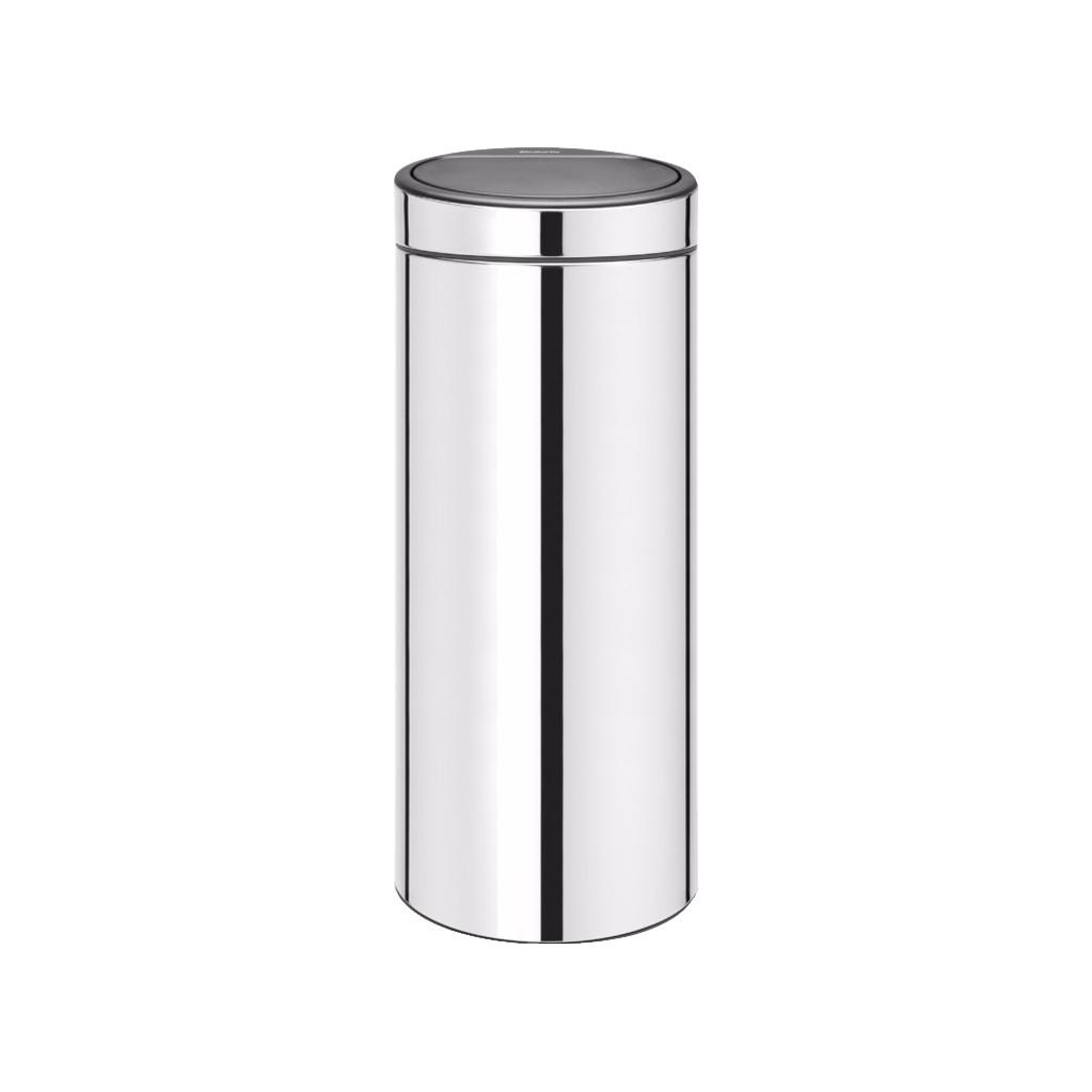Brabantia Touch Bin 30 Liter Steel