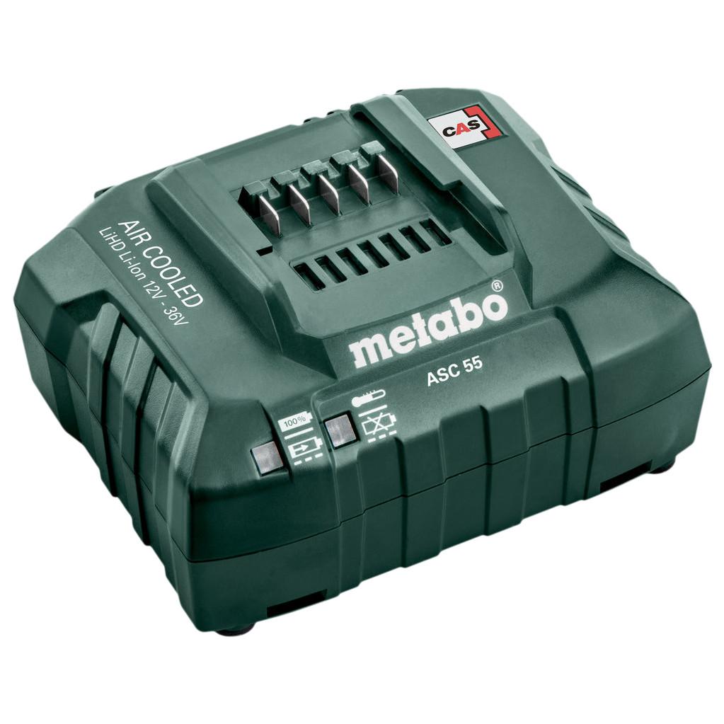 Metabo Acculader ASC 12-36 V