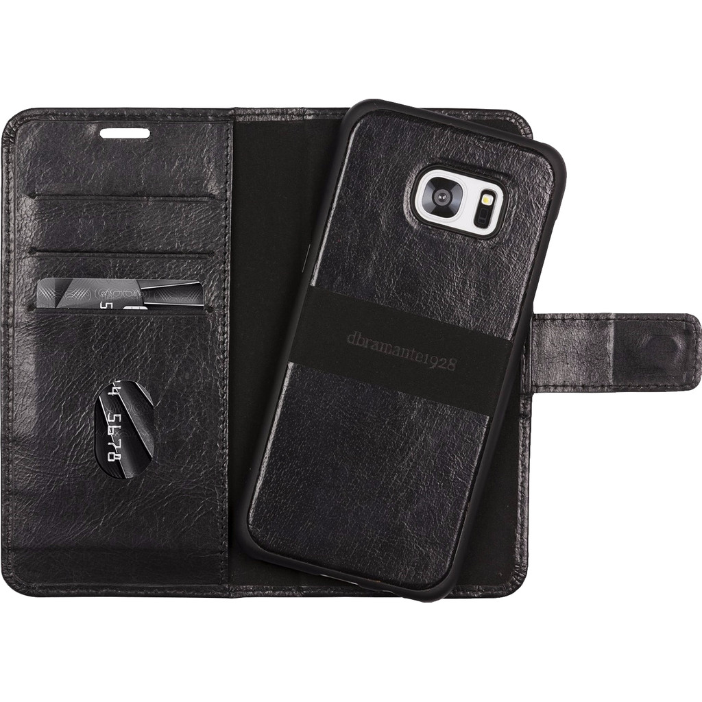 DBramante1928 Lynge Samsung Galaxy S8 Plus Book Case Zwart