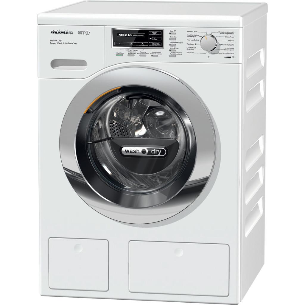 Miele WTH 120 WPM TwinDos - 7/4 kg