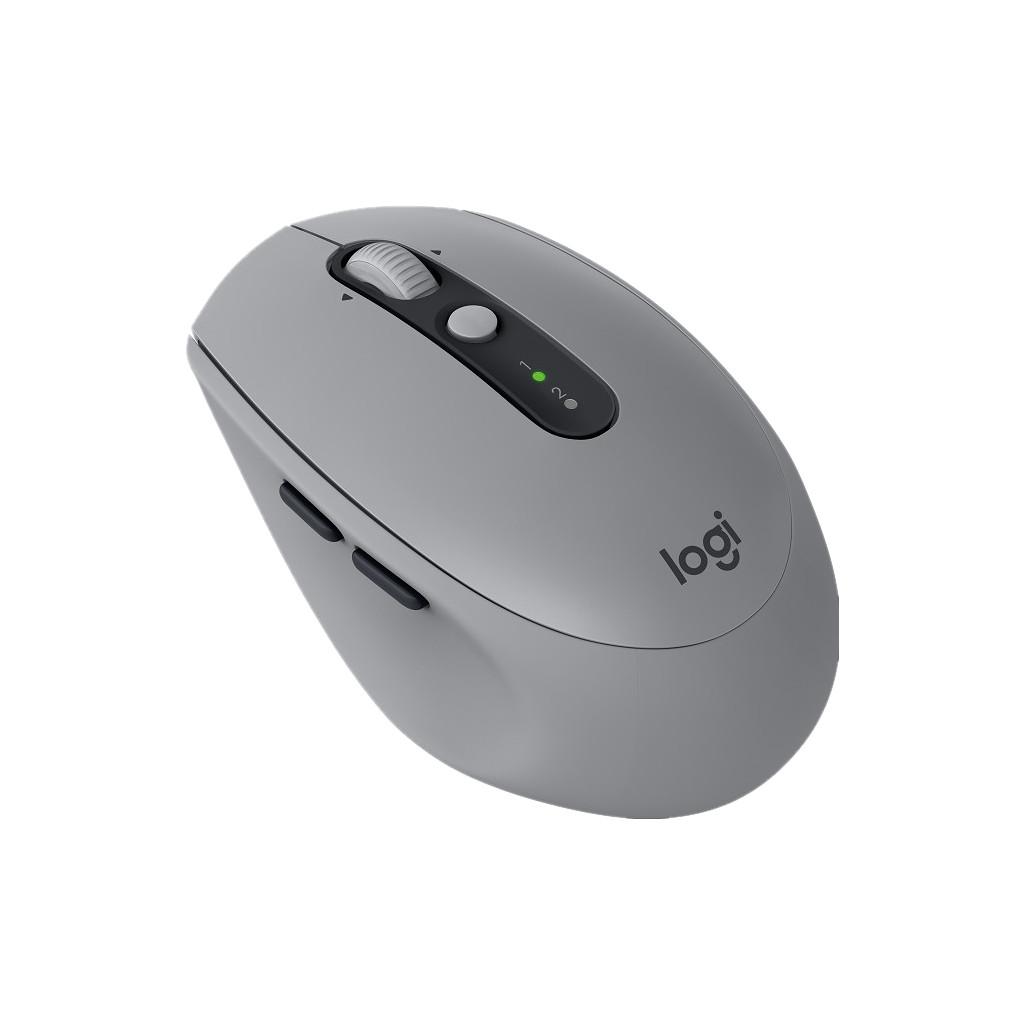 Logitech M590 Multi-Device Silent Draadloze Muis Grijs