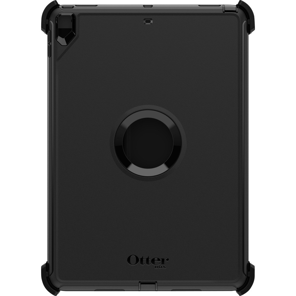"Otterbox Defender iPad Pro 12.9"" (2017) Back Cover Zwart"