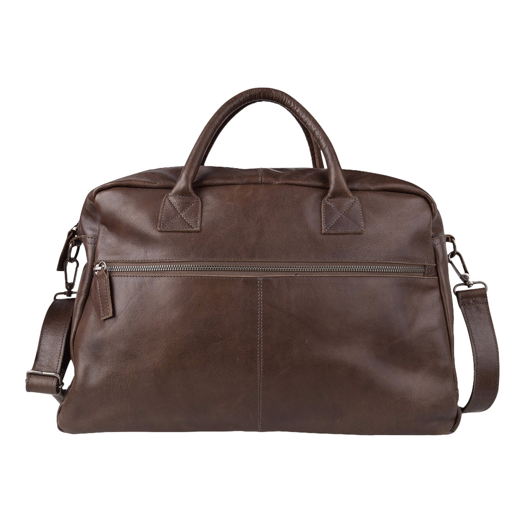 Cowboysbag Cantwell Smoke Dark Brown