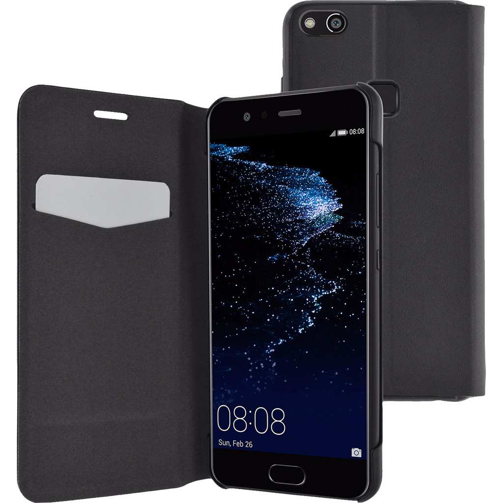 Azuri Booklet Ultra Thin Huawei P10 Lite Book Case Zwart