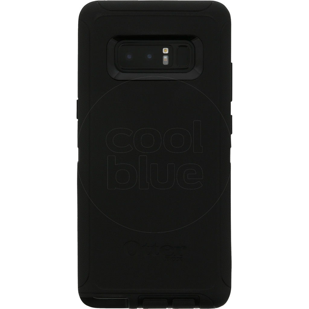 Otterbox Defender Samsung Galaxy Note 8 Back Cover Zwart