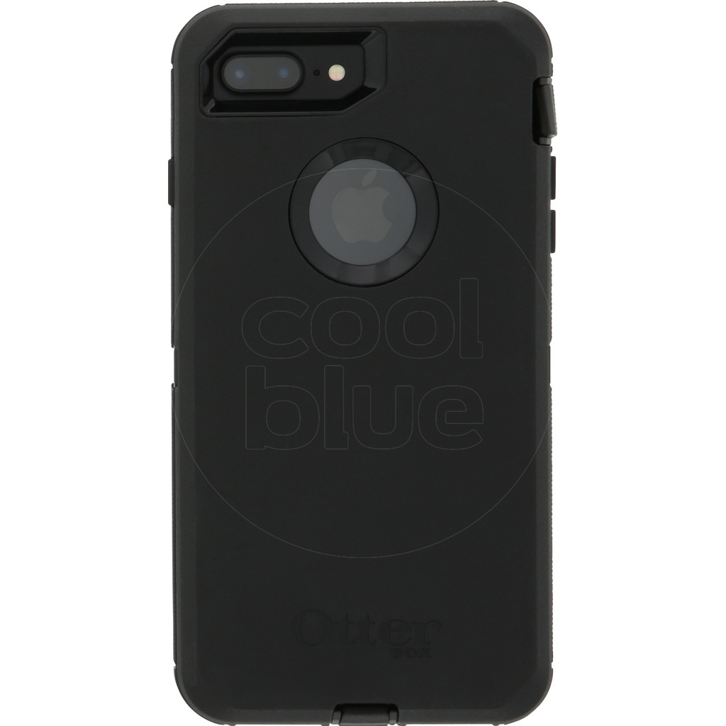 Otterbox Defender Apple iPhone 7 Plus/8 Plus Back Cover Zwart