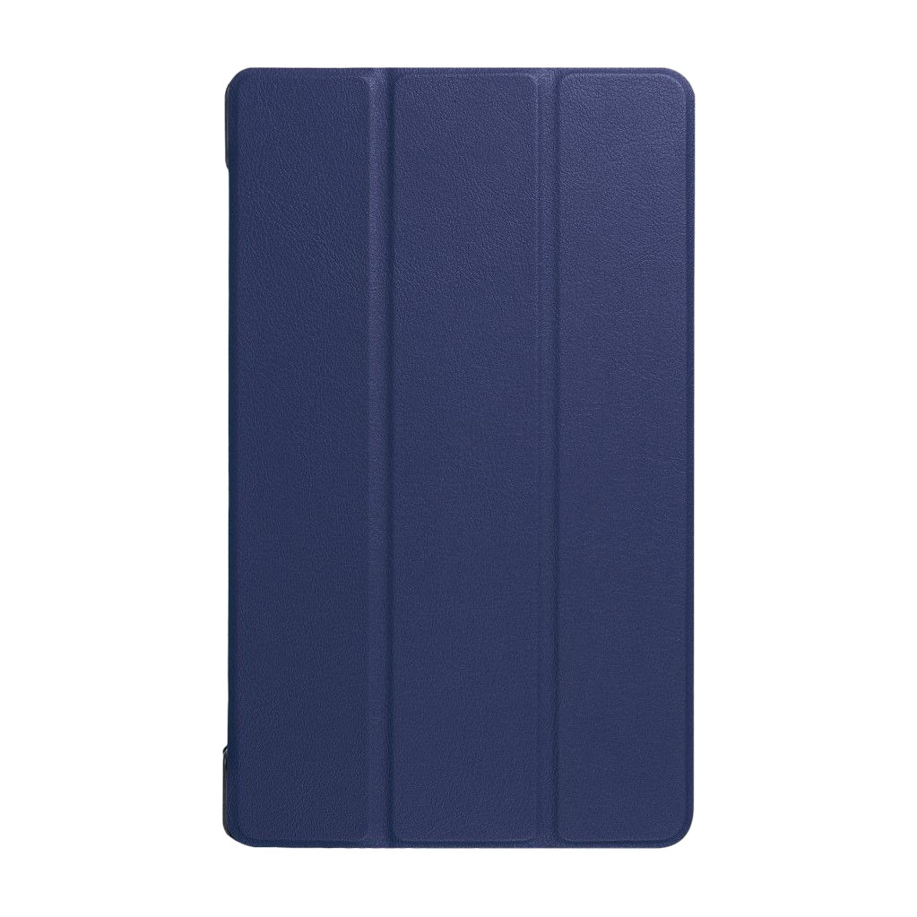 Just in Case Lenovo Tab 4 8 Smart Tri-Fold Case Blauw