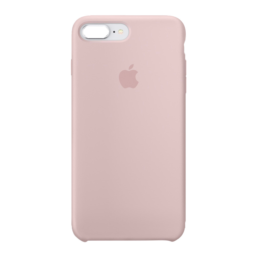 Apple iPhone 7 Plus/8 Plus Silicone Back Cover Roze