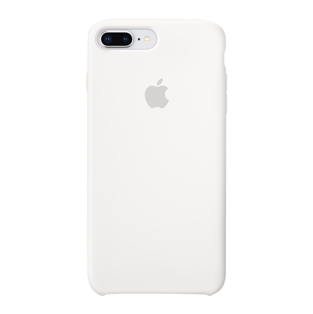 Apple iPhone 7 Plus/8 Plus Silicone Back Cover Wit
