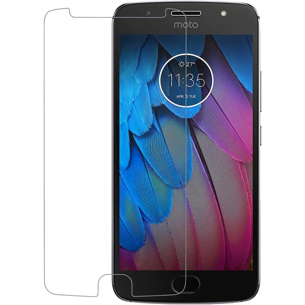 Azuri Motorola Moto G5S Screenprotector Gehard Glas Duo Pack