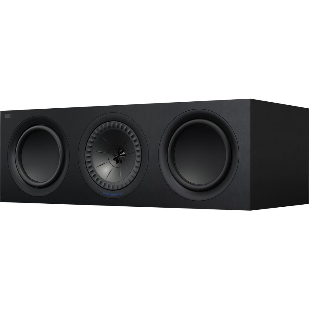 KEF Q650c Zwart