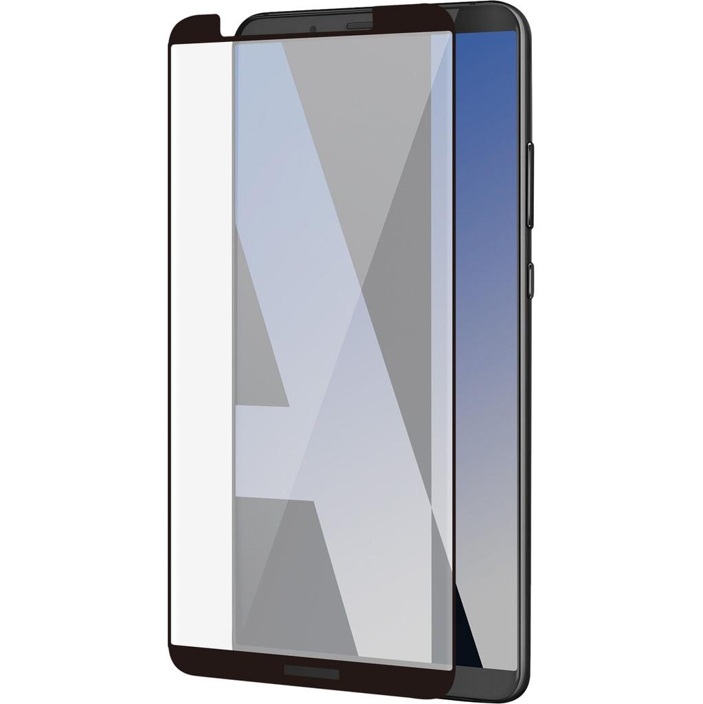 Azuri Huawei Mate 10 Pro Screenprotector Curved Gehard Glas Zwart