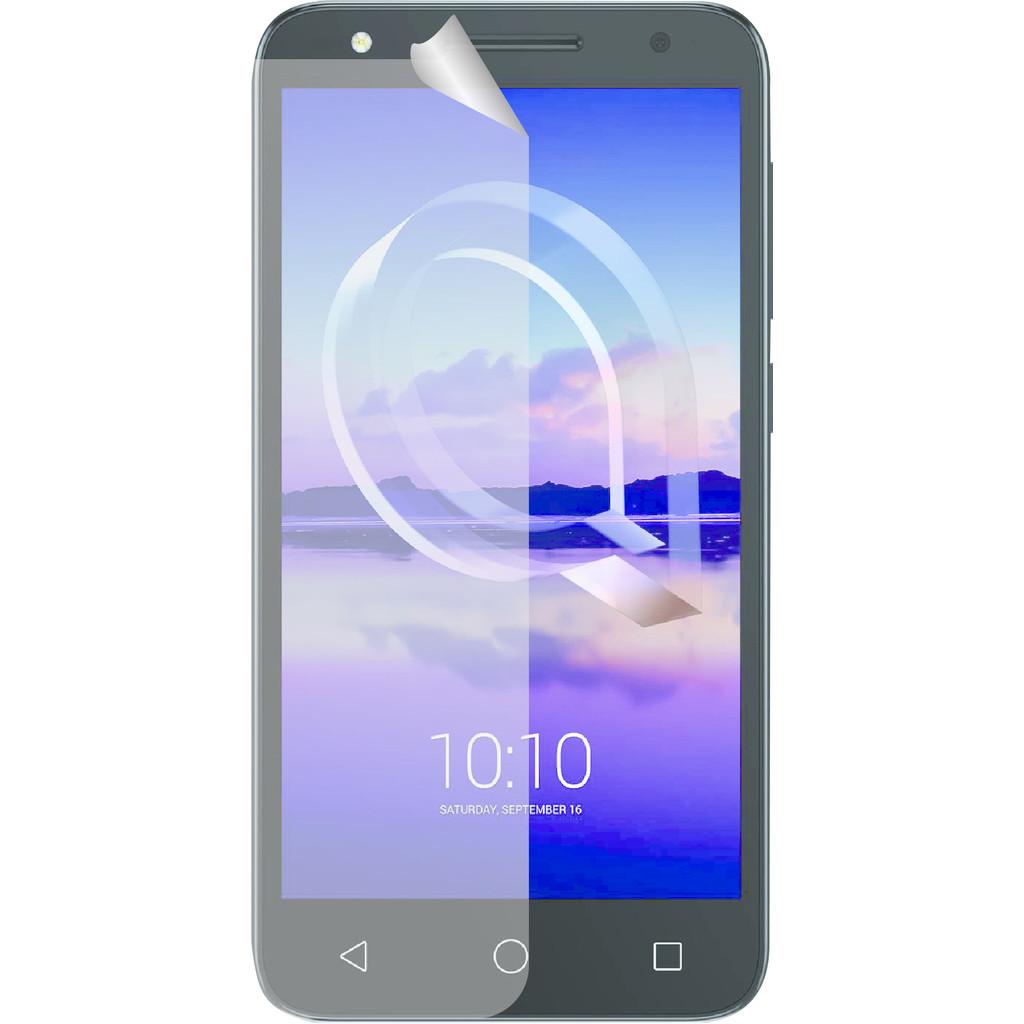 Azuri Alcatel U5 HD Screenprotector Plastic Duo Pack