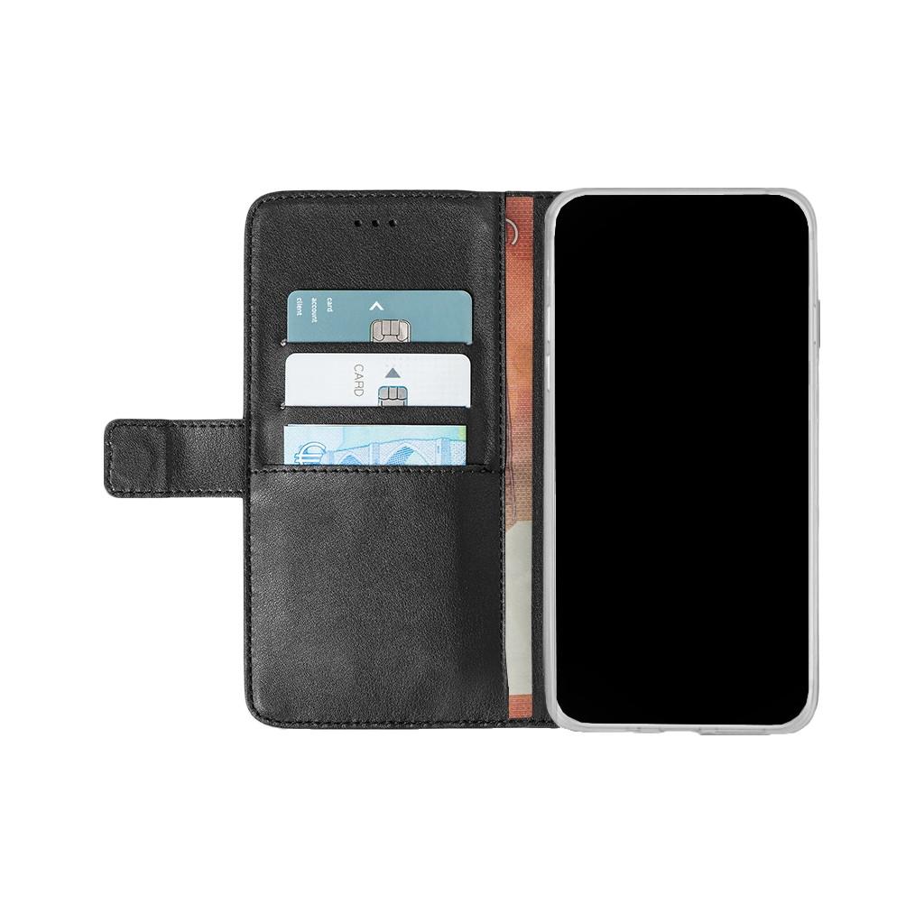 Azuri Wallet Magneet Motorola Moto G5S Plus Book Case Zwart