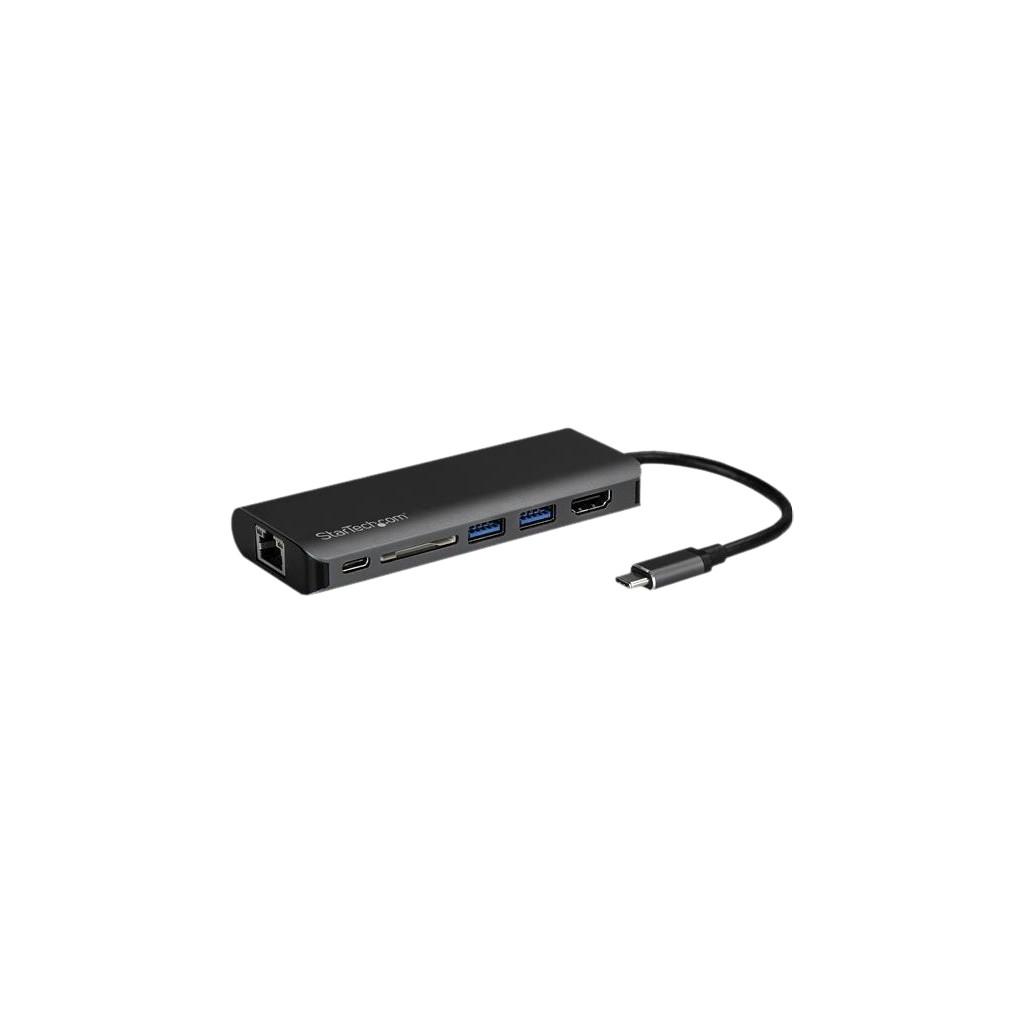StarTech USB-C - HDMI, GbE en SD Converter