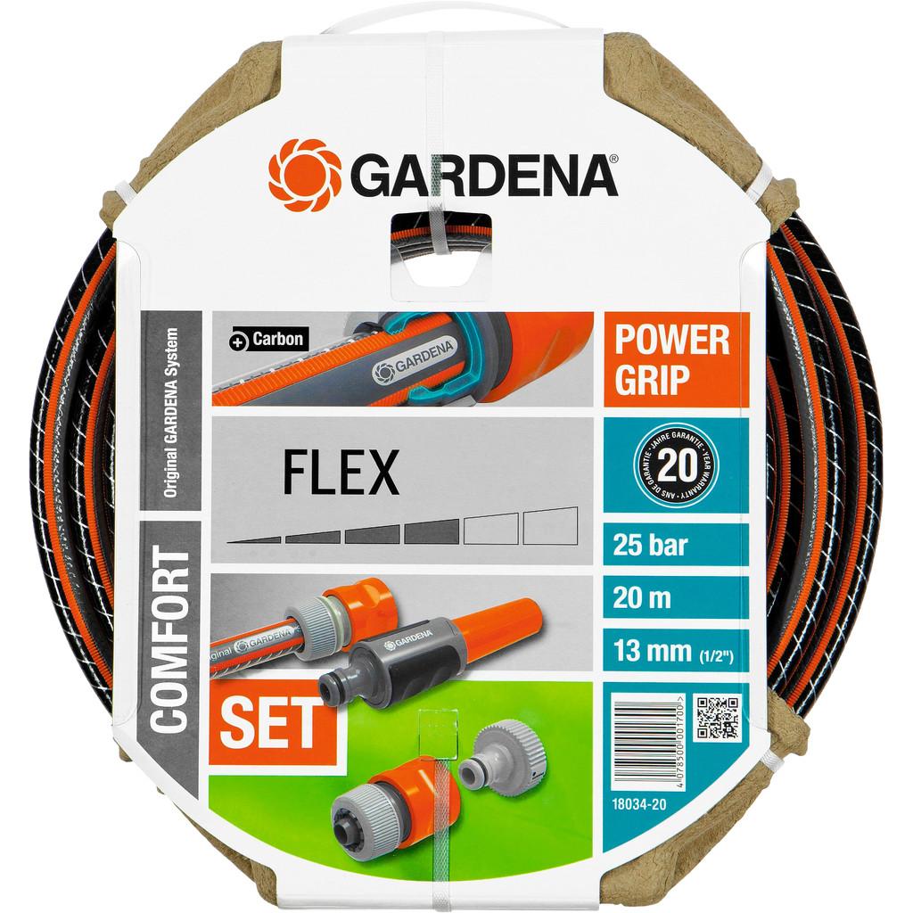 """Gardena FLEX Tuinslang 1/2"""" 20 m"""
