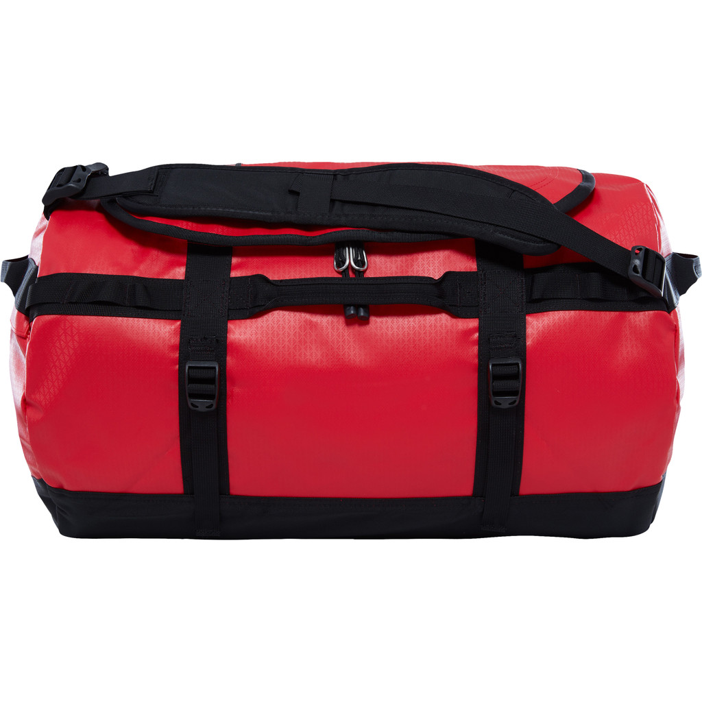 The North Face Base Camp Duffel S TNF Red/TNF Black