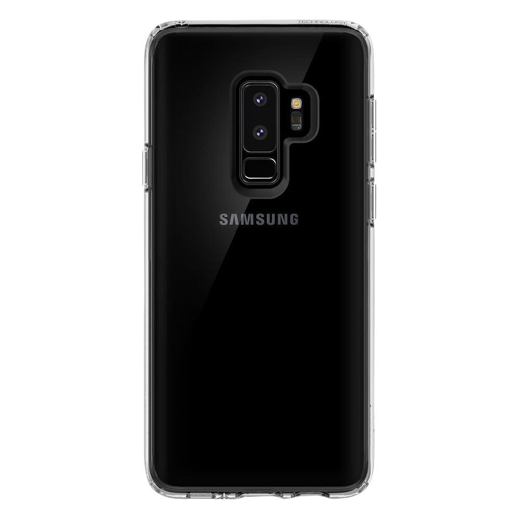 Spigen Ultra Hybrid Samsung Galaxy S9 Plus Back Cover Transparant