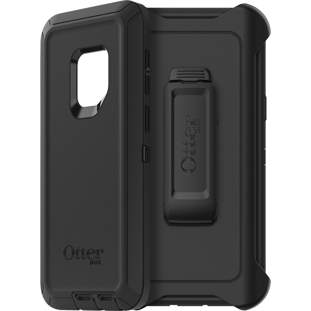 Otterbox Defender Samsung Galaxy S9 Full Body Zwart