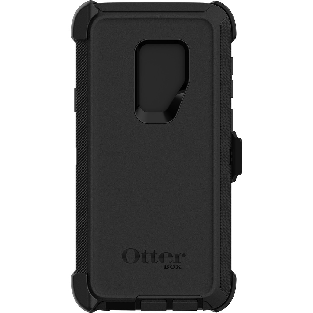 Otterbox Defender Samsung Galaxy S9 Plus Back Cover Zwart