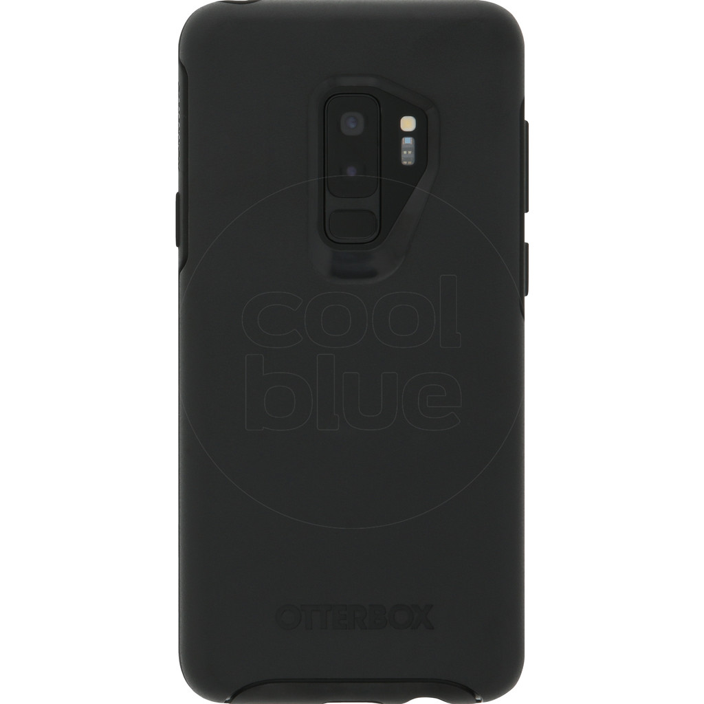 Otterbox Symmetry Samsung Galaxy S9 Plus Back Cover Zwart