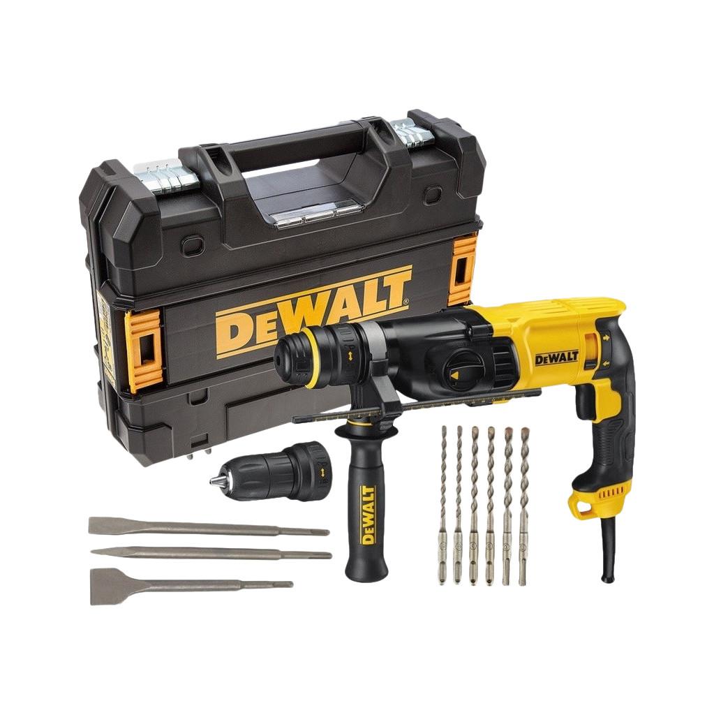 DeWalt D25134KP-QS