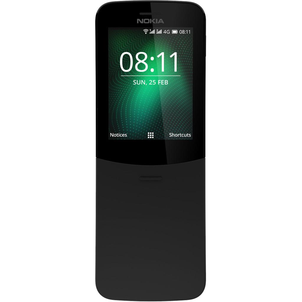 Nokia 8110 4G Zwart