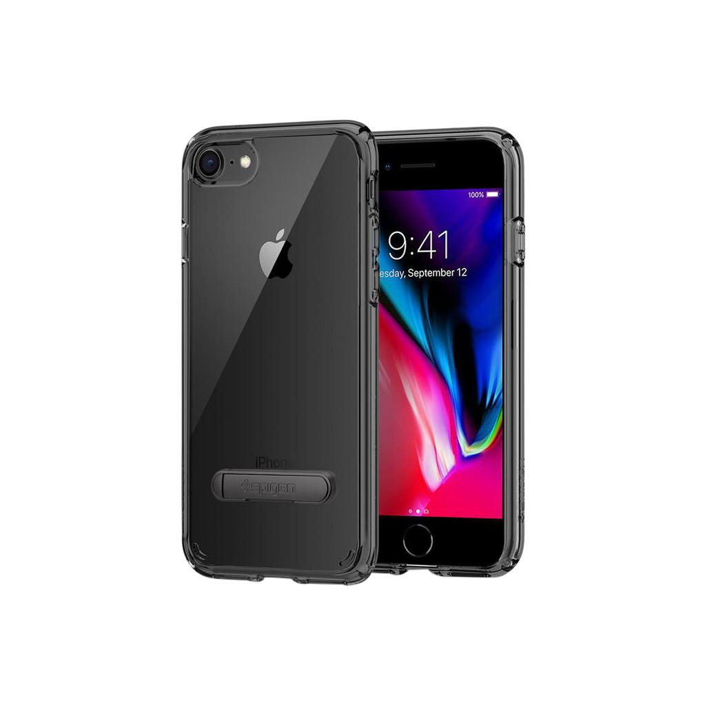 Spigen Ultra Hybrid S Apple iPhone 7/8 Back Cover Zwart