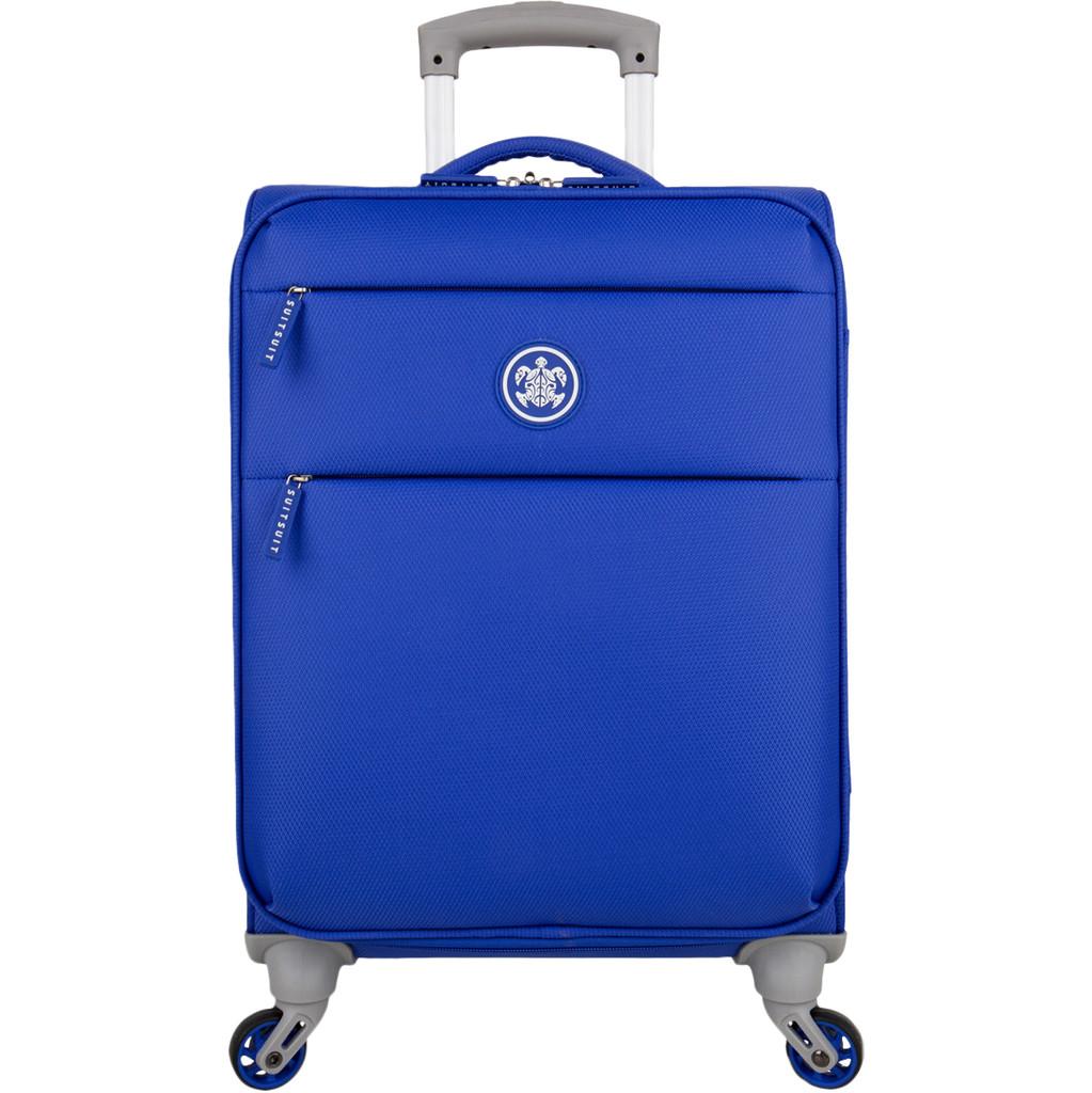 SUITSUIT Caretta Spinner Soft 55cm Dazzling Blue