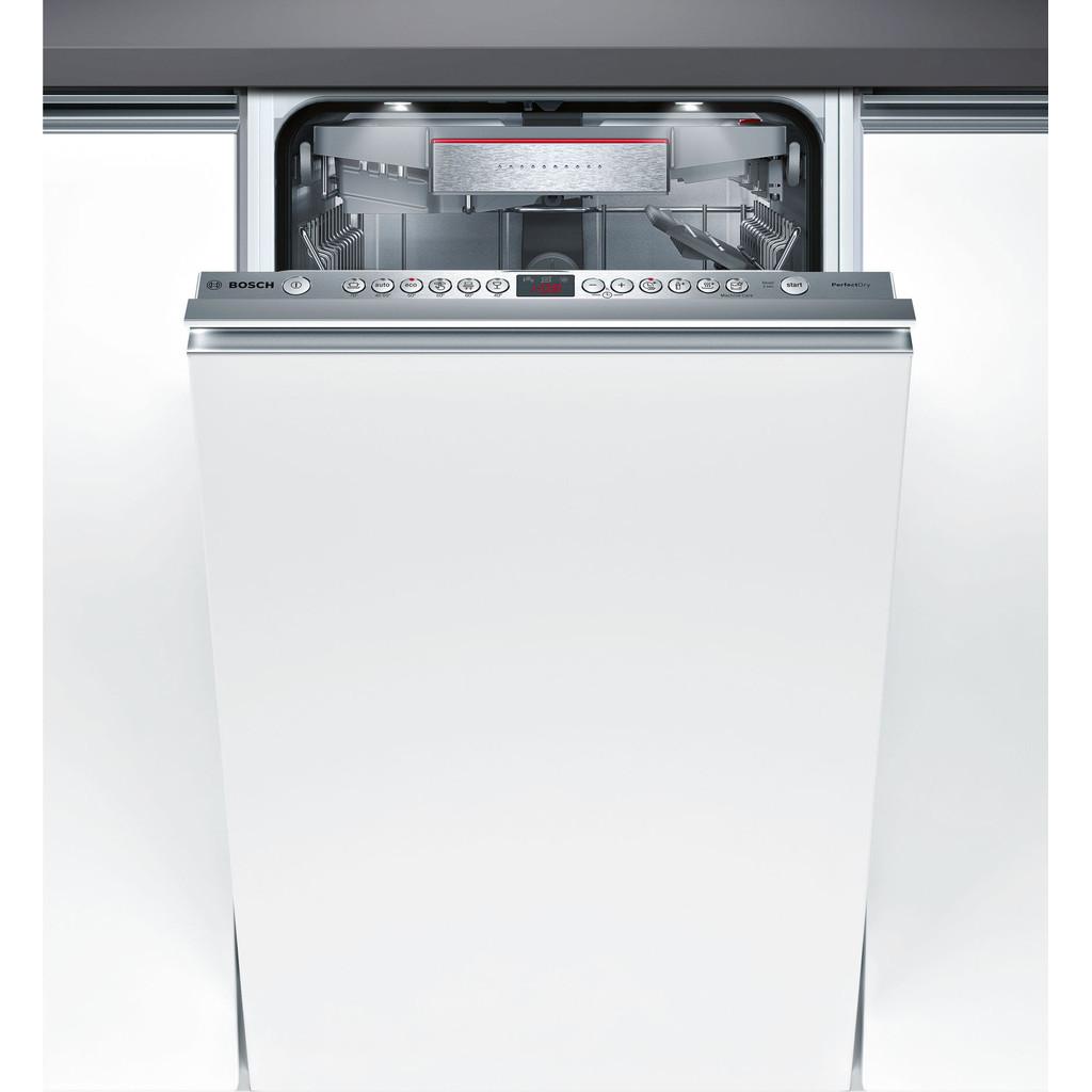 Bosch SPV66TX01E / Inbouw / Volledig geintegreerd / Nishoogte 81,5 - 87,5 cm