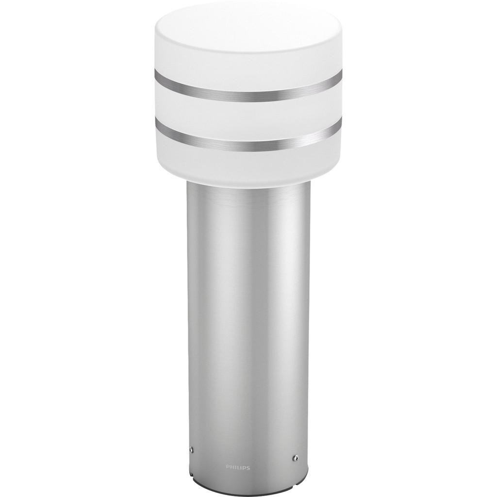 Philips Hue Tuar Sokkellamp Laag White Buiten