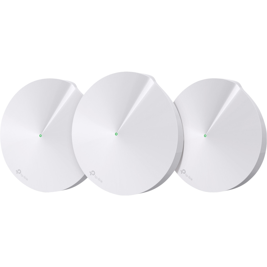 TP-Link Deco M9 Plus Smarthome Multiroom Wifi 3-Pack