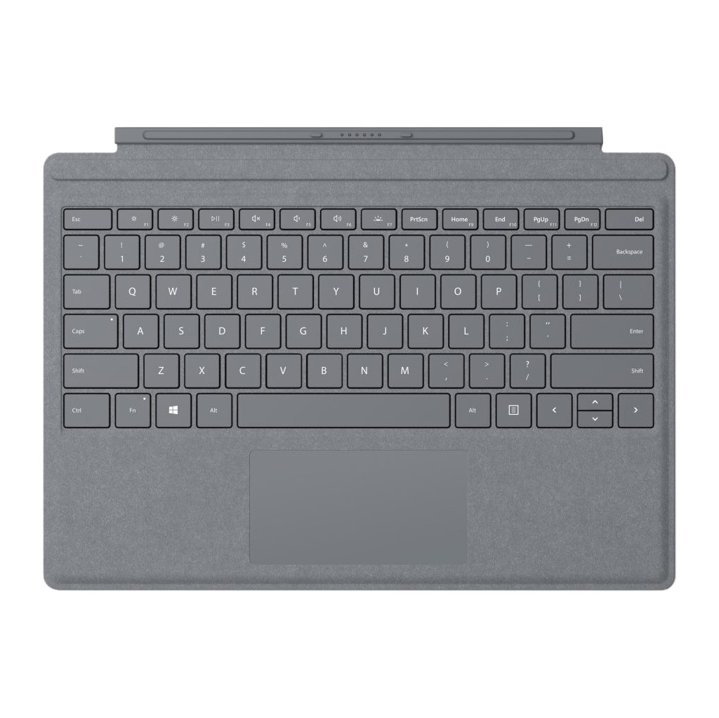 Microsoft Surface Go Type Cover AZERTY Grijs