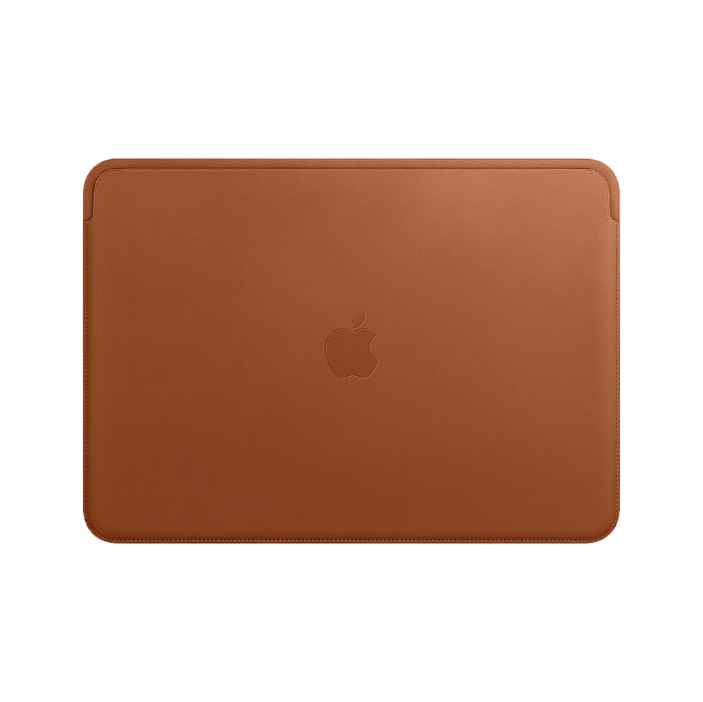 "Apple MacBook Pro / MacBook Air Retina 13"" Sleeve Saddle Brown"