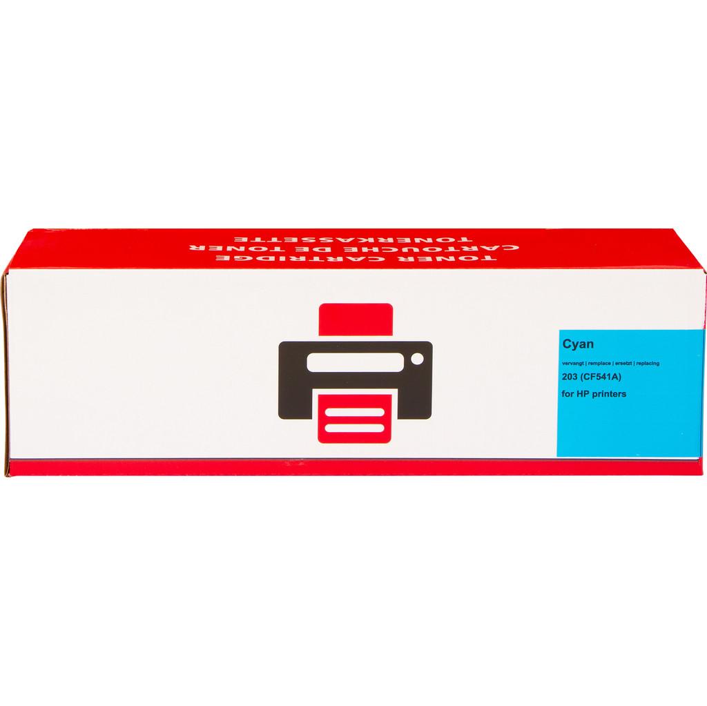 Pixeljet 203 Toner Cyaan (CF541A)