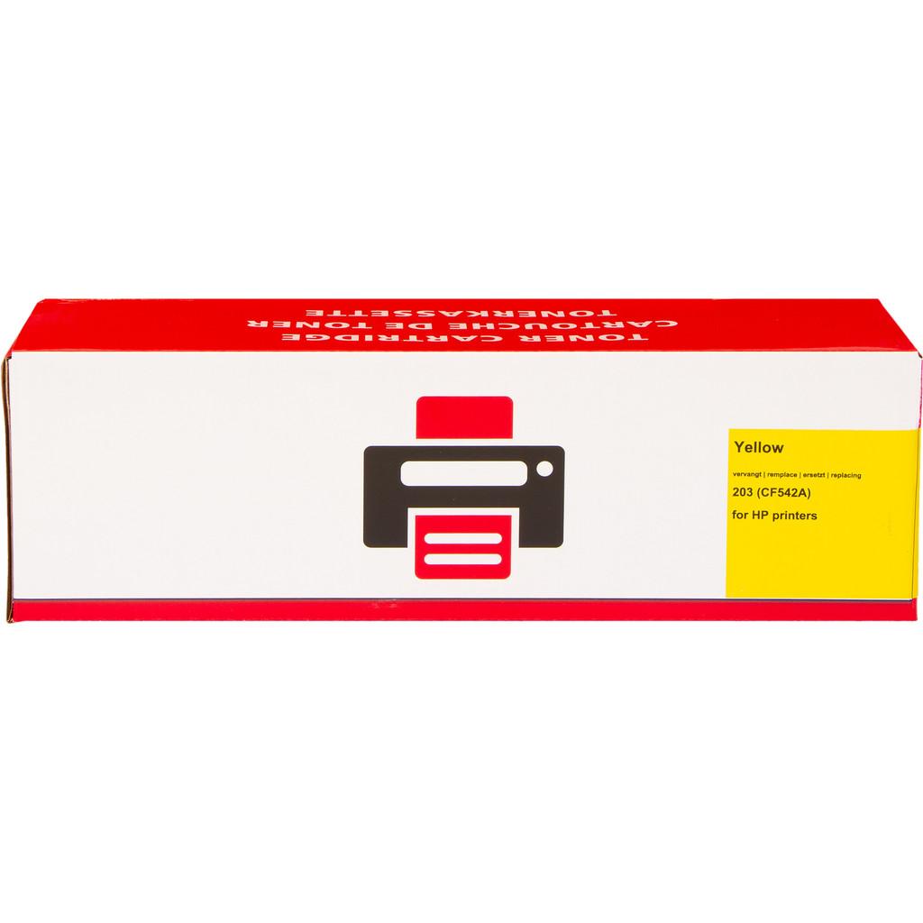 Pixeljet 203 Toner Geel (CF542A)