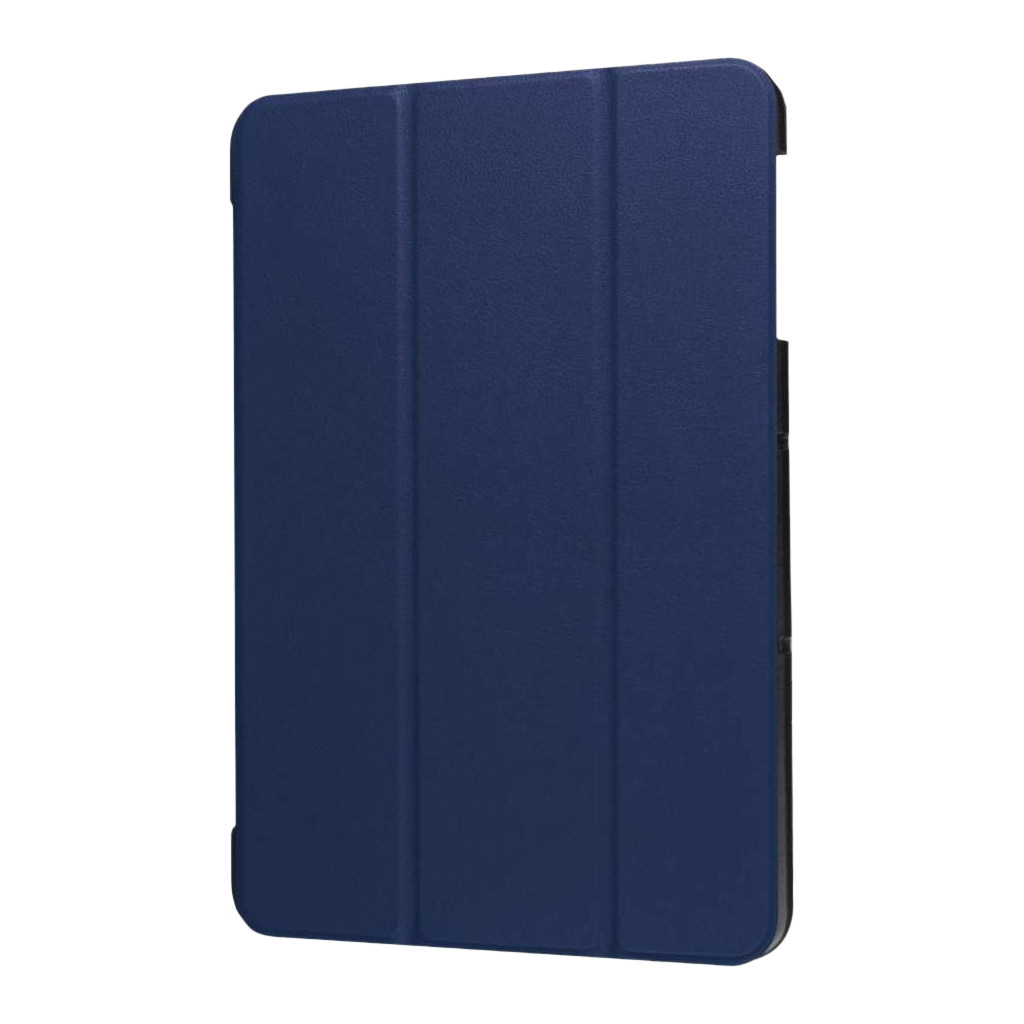 Just in Case Samsung Galaxy Tab S4 Smart Tri-Fold Case Blauw