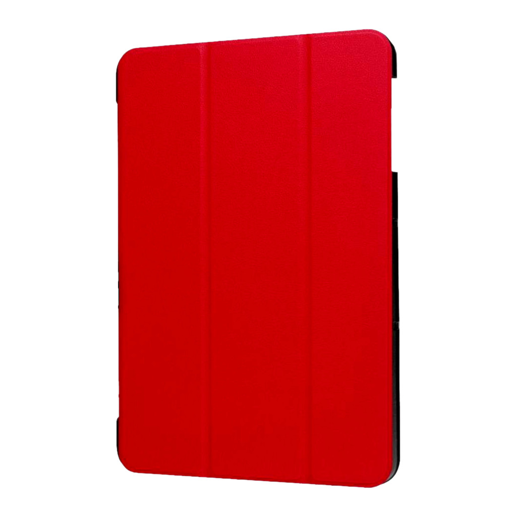 Just in Case Samsung Galaxy Tab S4 Smart Tri-Fold Case Rood