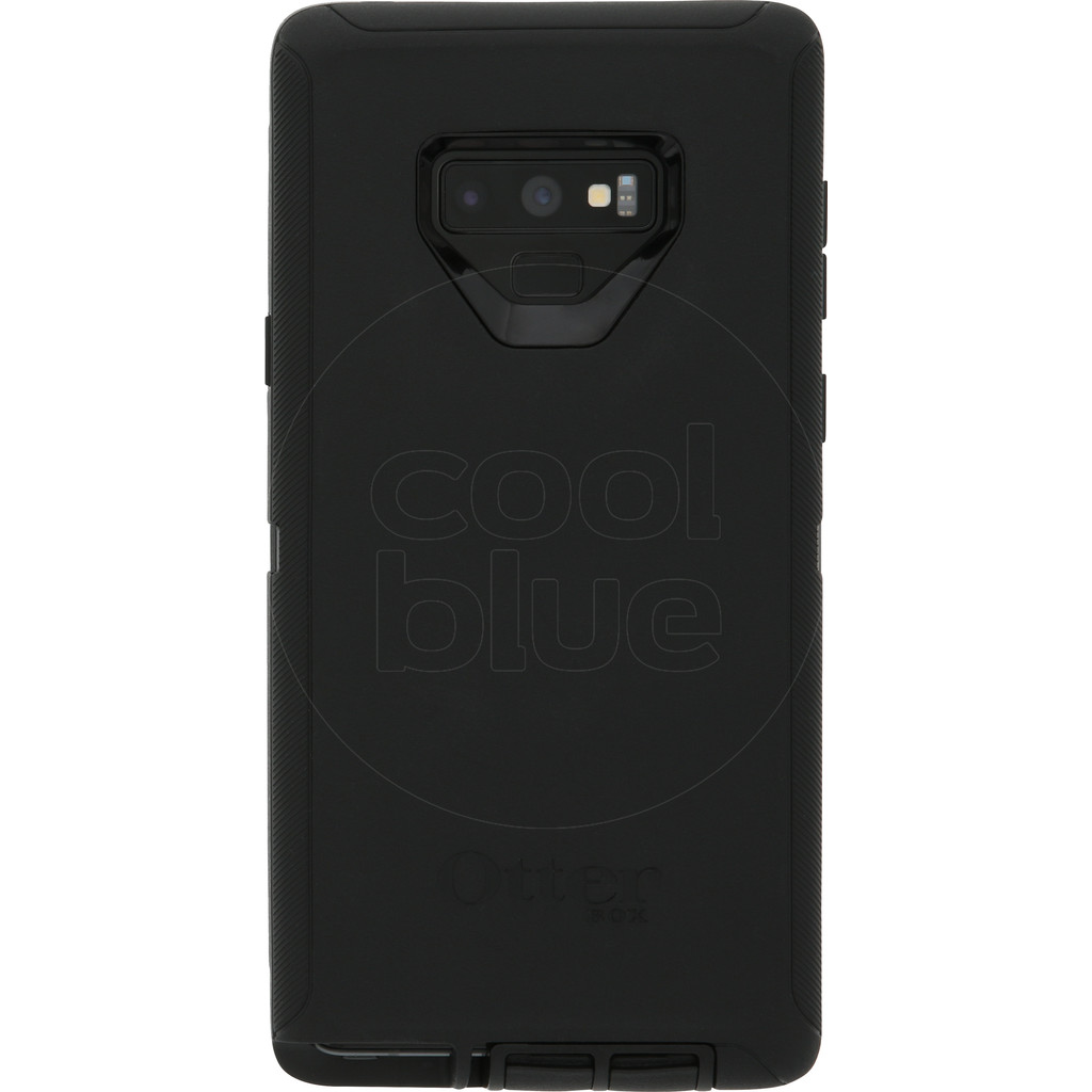 OtterBox Defender Galaxy Note 9 Back Cover Zwart