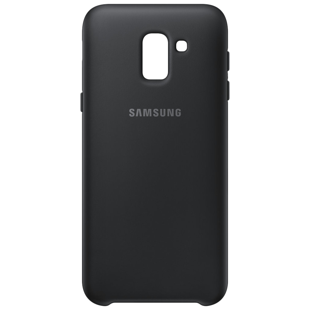 Samsung Galaxy J6 (2018) TPU Back Cover Zwart