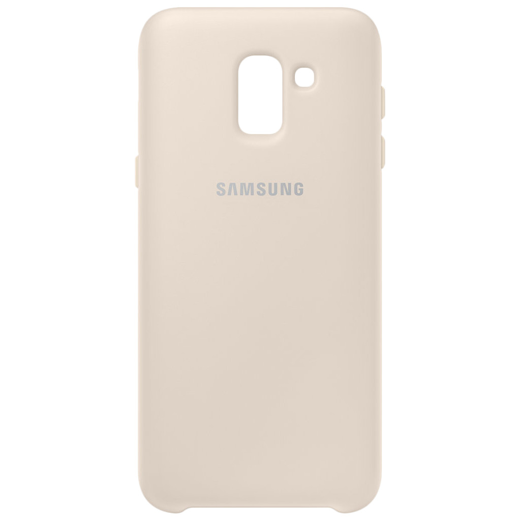 Samsung J6 (2018) TPU Full body cover Goud