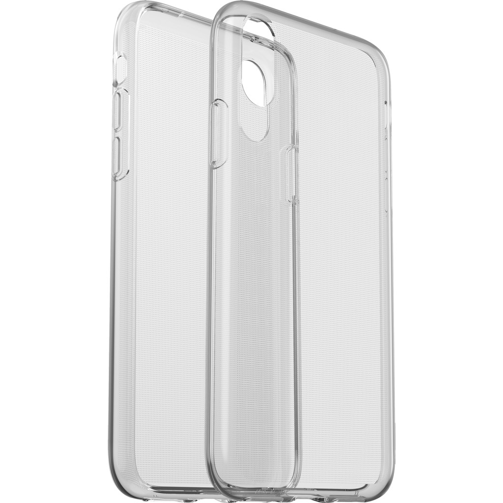 Otterbox Clearly Protected Skin Apple iPhone Xs Back Cover Transparant