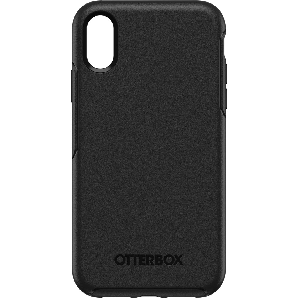 Otterbox Symmetry Apple iPhone Xr Back Cover Zwart