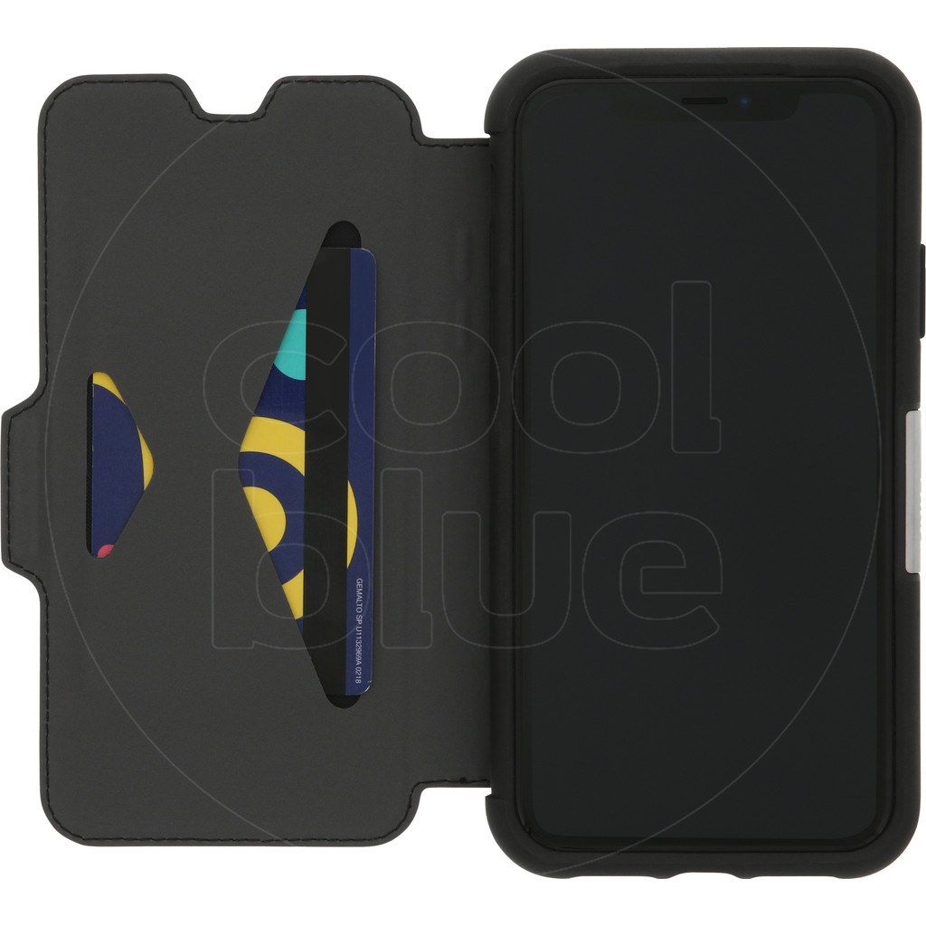 Otterbox Strada Apple iPhone Xr Book Case Zwart