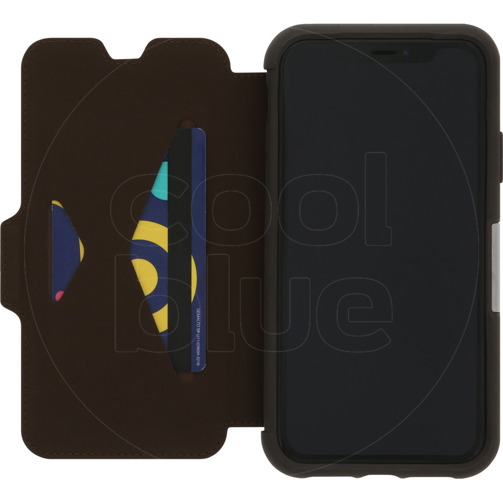 Otterbox Strada Apple iPhone Xr Book Case Bruin