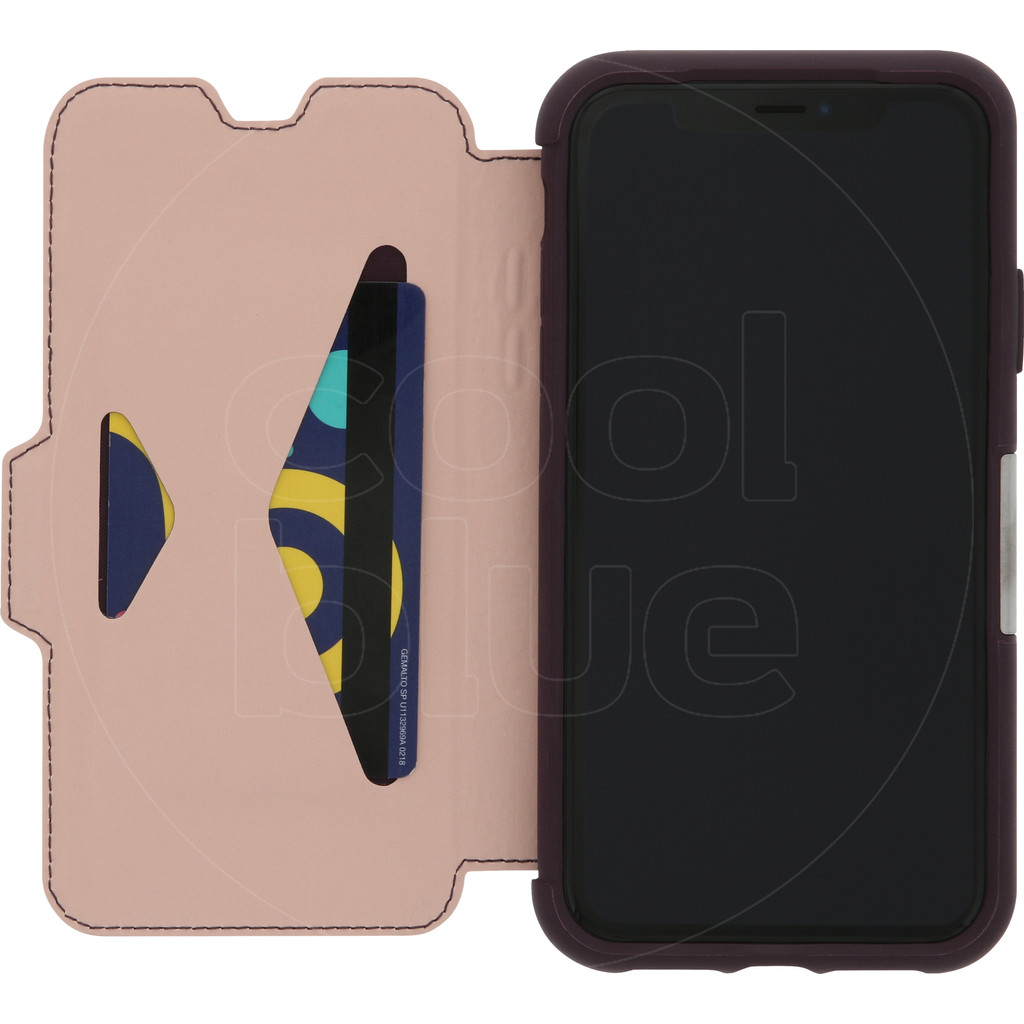 Otterbox Strada Apple iPhone Xr Book Case Paars